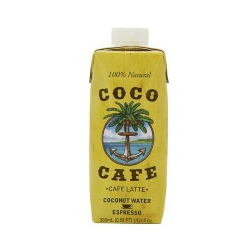 Coco Cafe Coconut Latte Original (12x11.1OZ )