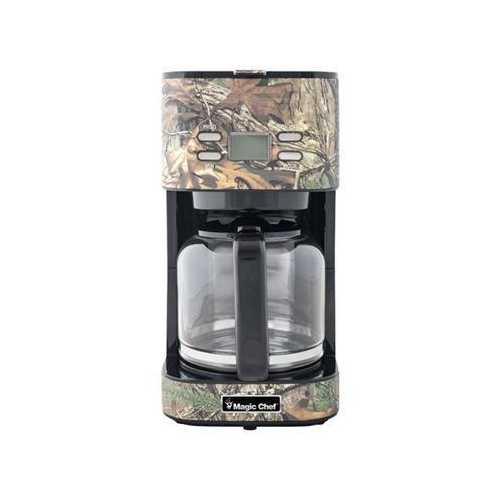 12Cup Digital Coffeemaker camo