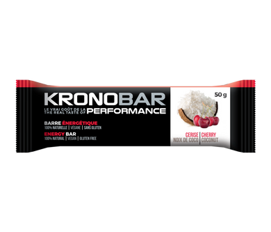 XACT NUTRITION Kronobar - Energy - Cherry-Coconut