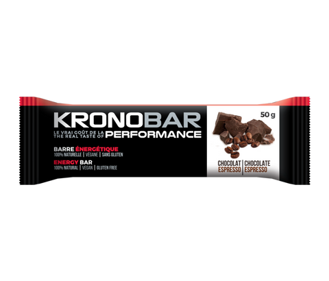 XACT NUTRITION Kronobar - Energy - Chocolate-Espresso