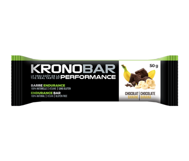 XACT NUTRITION Kronobar - Endurance - Chocolate-Banana
