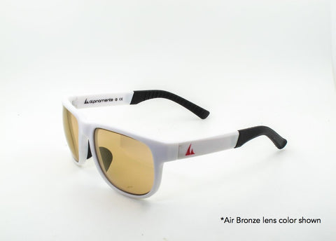 ALPINAMENTE 2841m Transition Sunglasses - White
