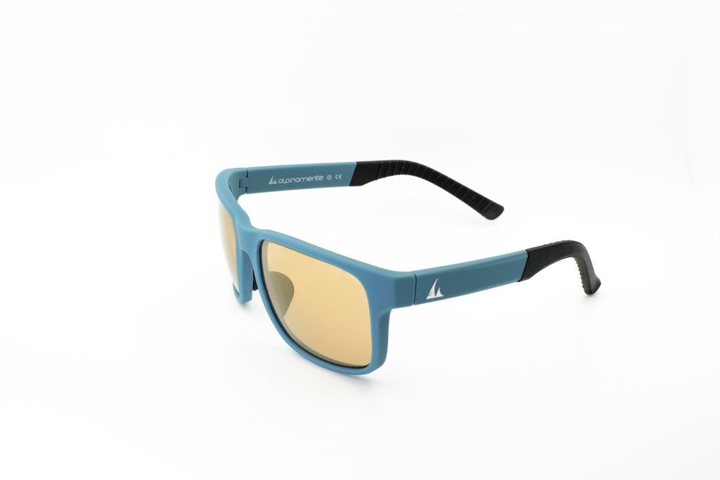 ALPINAMENTE 3264m Photochromic Sunglasses - Blue