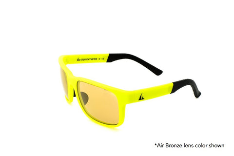 ALPINAMENTE 3264m Transition Sunglasses - Lime