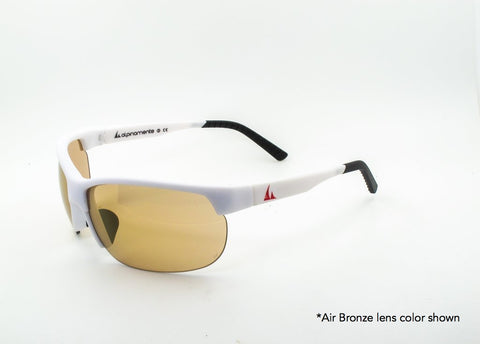 ALPINAMENTE Transition AIR Sunglasses - White