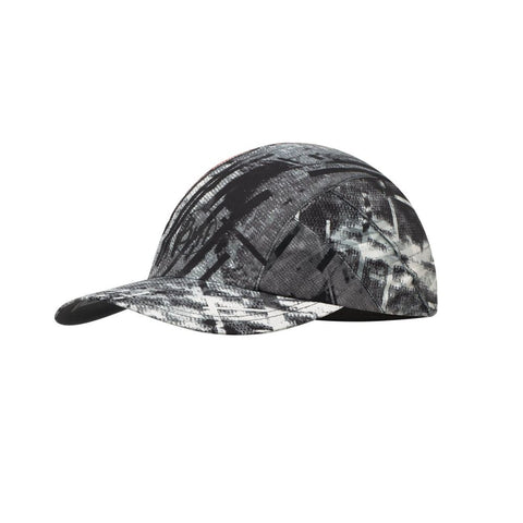 BUFF Reflective Pro Run Cap R-City Jungle Grey