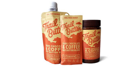 TRAIL BUTTER - Dark Chocolate & Coffee Nut Butter Blend
