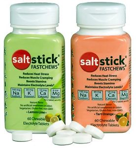 SALTSTICK FastChews - Tart Orange
