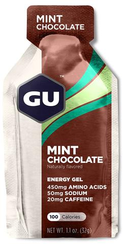 GU Energy Gel - Mint Chocolate