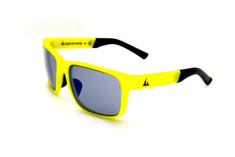 ALPINAMENTE 3264m Non-Photochromic Sunglasses - Yellow