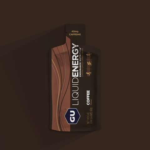 GU Liquid Energy Gel - Coffee