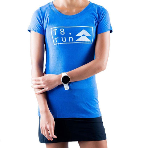 T8 Bella + Canvas Triblend Casual Tee - Women's