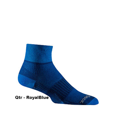 WRIGHTSOCK Coolmesh II Quarter Socks