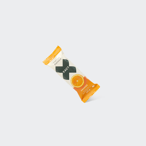 XACT ENERGY Fruit Bars - Orange