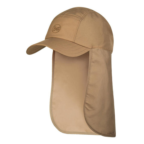 BUFF Bimini Cap - Solid Toffee