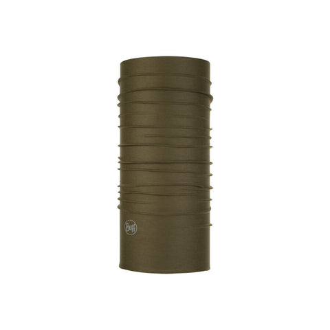 BUFF Coolnet UV+ Neckwear - Solid Military