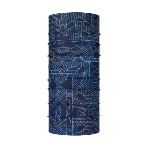 BUFF Coolnet UV+ Neckwear Junior - Kasai Night Blue