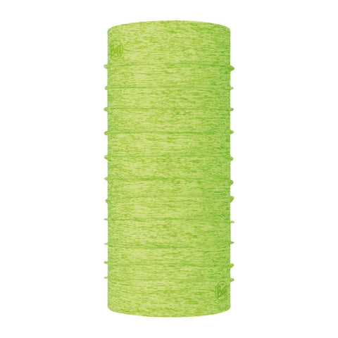 BUFF Coolnet UV+ Neckwear - Lime HTR