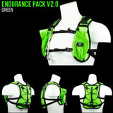ORANGE MUD Endurance Pack 4L - v2.0 (2L bladder, 4L cargo)