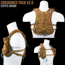 Load image into Gallery viewer, ORANGE MUD Endurance Pack 4L - v2.0 (2L bladder, 4L cargo)