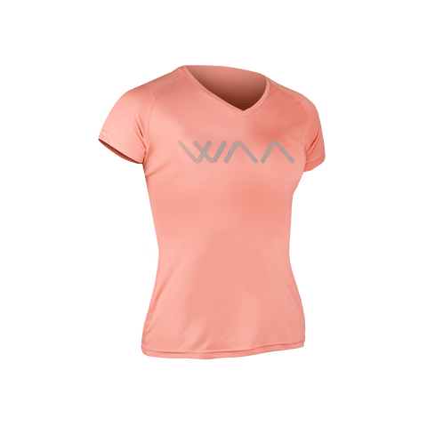 WAA Ultra Light T-Shirt - Reflective Logo - Women's