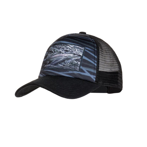 BUFF A.D. Maddox Trucker Cap Chrome Graphite