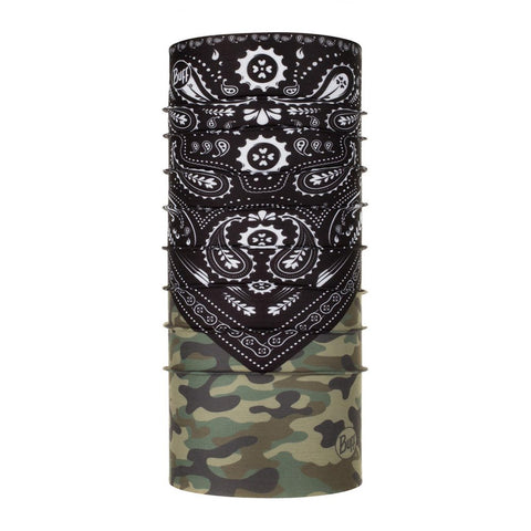 BUFF Original Neckwear - Camo Cash Multi