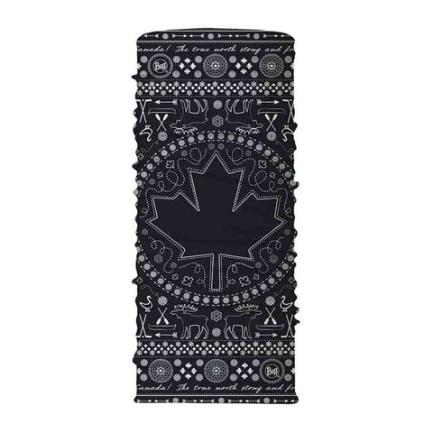 BUFF Original Neckwear - Canada Collection - O Canada! Black