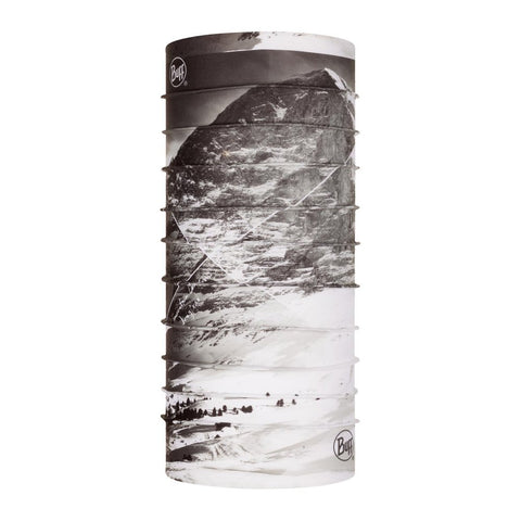 BUFF Original Neckwear - Mountains Collection - Jungfrau Grey
