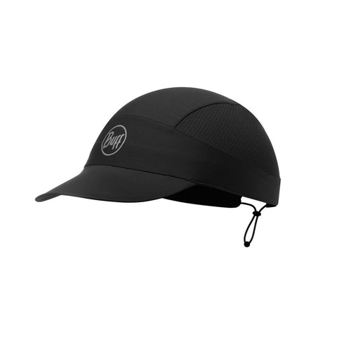 BUFF Reflective Pack Run Cap R-Solid Black