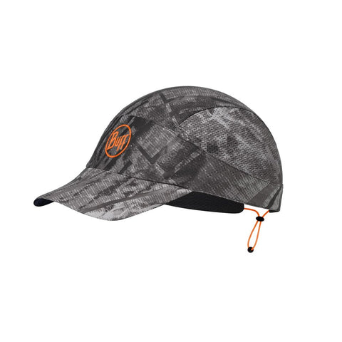BUFF Reflective Pack Run Cap R-City Jungle Grey
