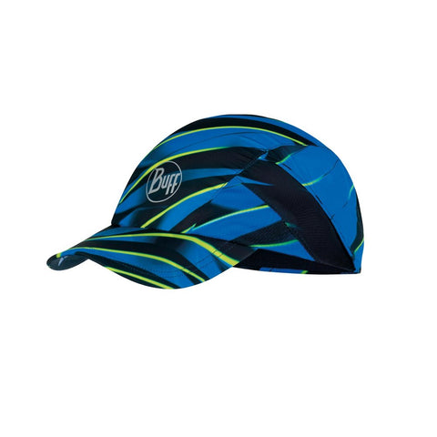 BUFF Reflective Pro Run Cap R-Focus Blue