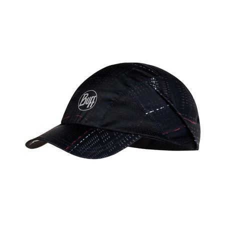 BUFF Reflective Pro Run Cap R-Lithe Black