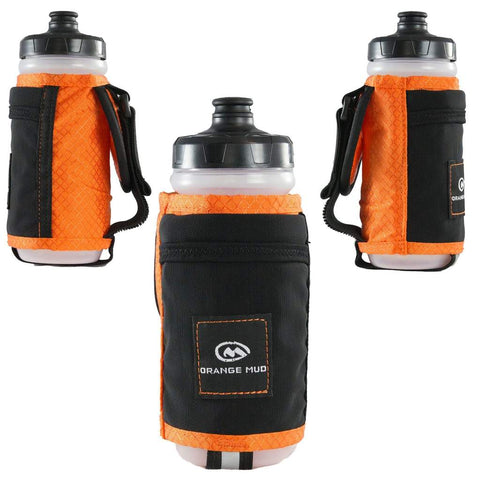 ORANGE MUD Running Water Bottle Handheld Hydration Pack