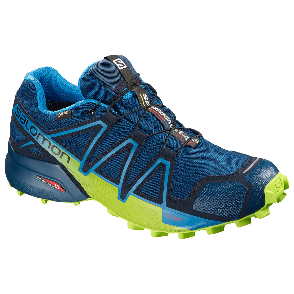 salomon speedcross 4 gtx size 12 youth