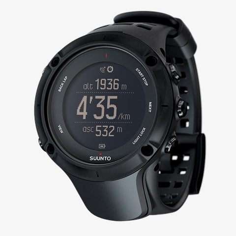 SUUNTO Ambit3 PEAK - Black (HR)