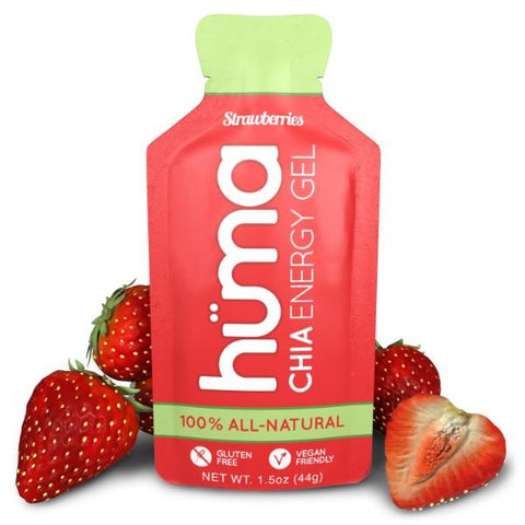 HUMA Chia Energy Gel - Strawberry