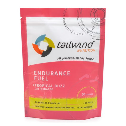 TAILWIND Caffeinated Endurance Fuel - Tropical Buzz