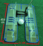 Golf Pro Putt Alignment Mirror