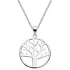 Silver Tree of Life Pendant | necklace | Jewellery | Jewelry