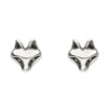 Silver Fox Studs | Earrings | Jewellery