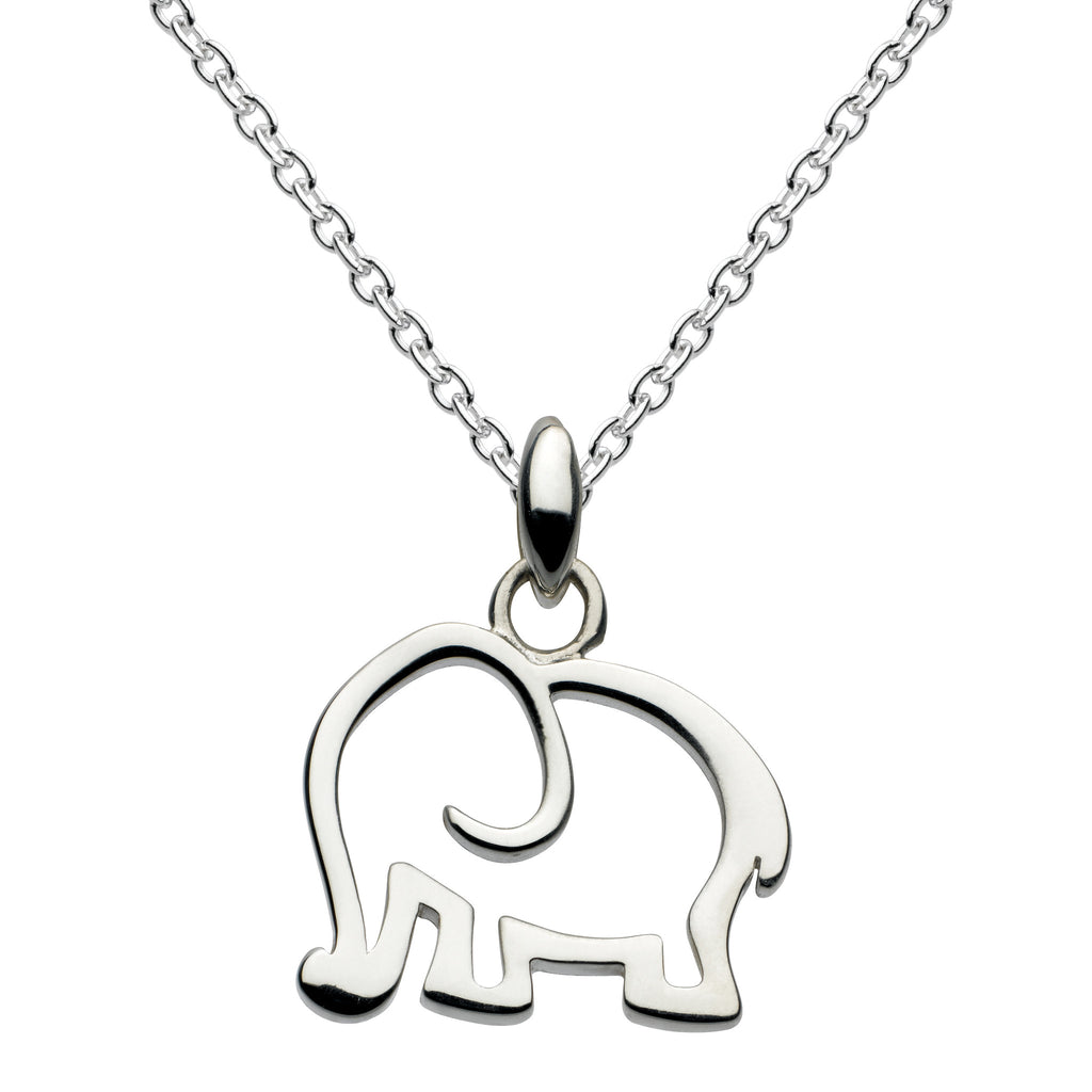 Silver elephant pendant sterling silver silver elephant pendant pendant silverado aloadofball Gallery