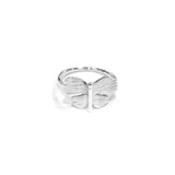 Silver Sale - Colette Waudby Butterfly Ring - Designer Rings - Silverado