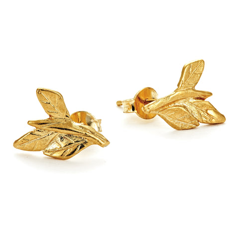 Chupi 'Wrap Your Laurels Around Me' Stud Earrings