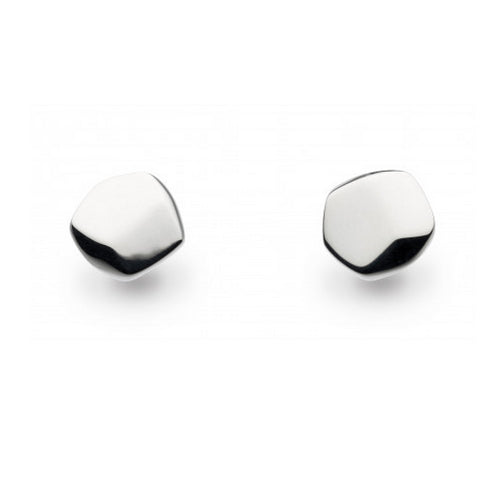Kit Heath Silver Rokk Shallow Studs