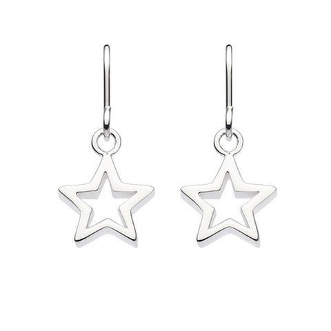 Cut-Out Star Drops