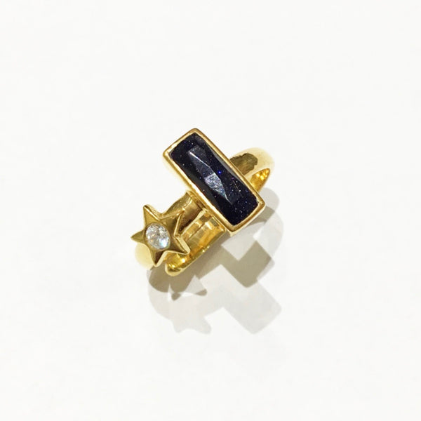 SVP Jewellery X Silverado - Lucky Star Ring