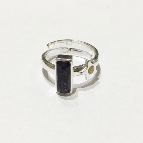 SVP Jewellery X Silverado - Silver Lucky Star Ring