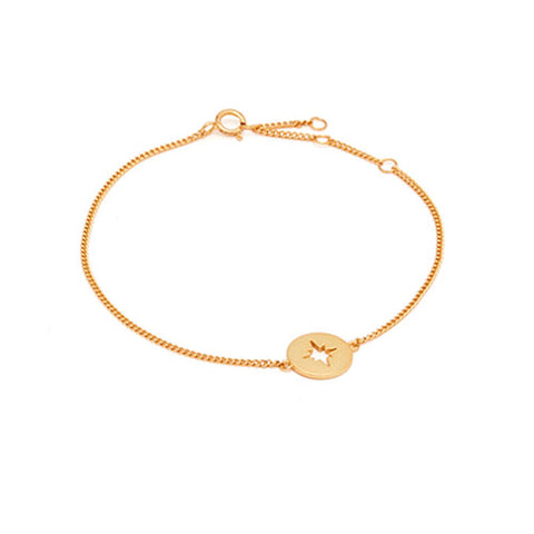Louise Kragh Compass Bracelet