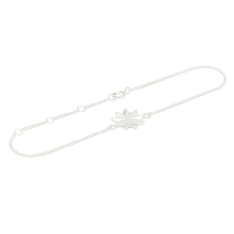 Louise Kragh Silver Bloom Bracelet